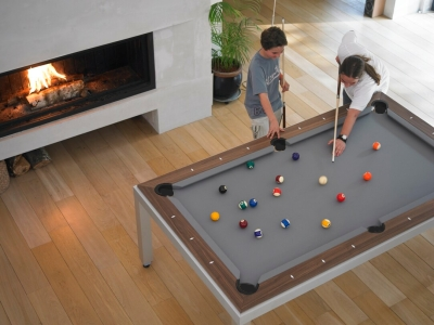 Pool Table Aileen Bennett - Huge pool table