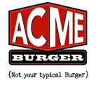 Acme Burger are coming soon...