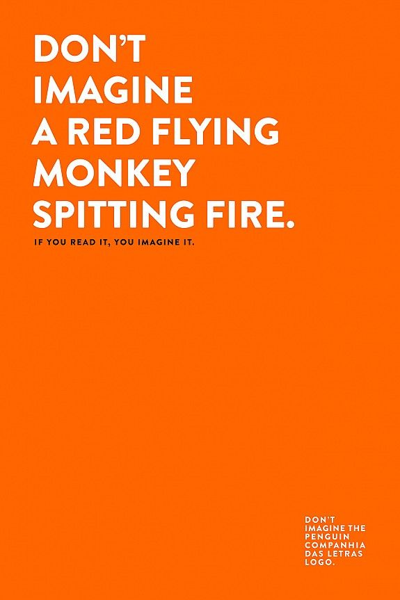 Monkey spitting fire