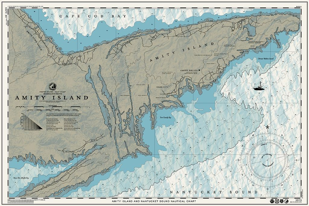 jaws map