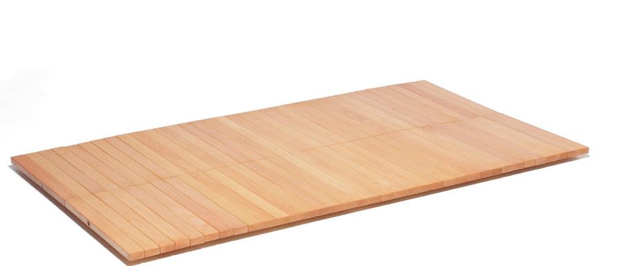 flat slats